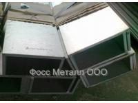 Швеллер нержавеющий 160х80х8 сварка лазером сталь AISI 304 - под заказ