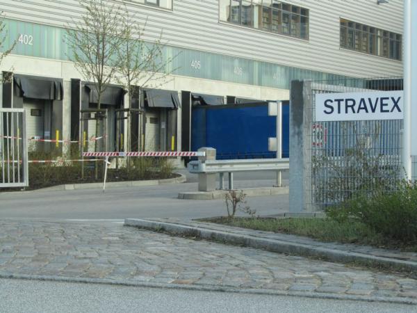 Склад в Германии. Гамбург, таможенный склад, (СВХ).