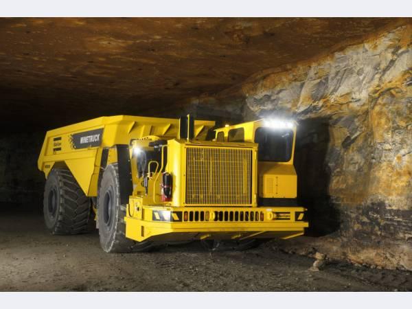 Горно-шахтное оборудование Атлас Копко и запчасти для ПДМ Atlas Copco