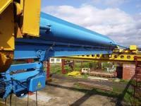 Кран мостовой опорный электрический (кран-балка) г/п 10 тн. ш/п 16,5