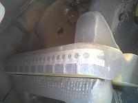 Била для роторной дробилки Rockster R900