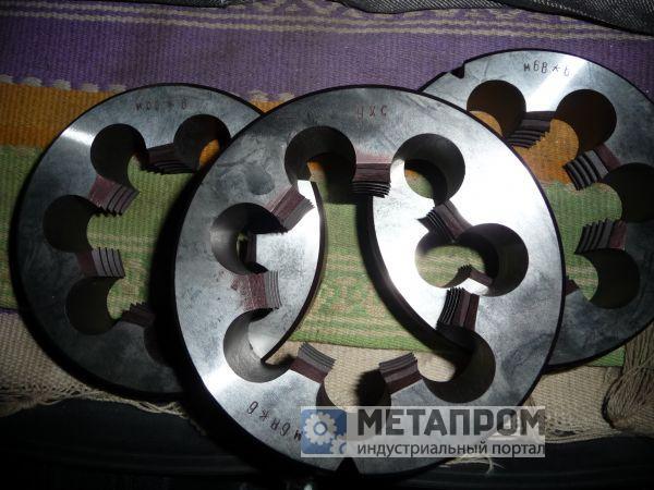 Изготавление резьбонакатных роликов ГОСТ 9539-72