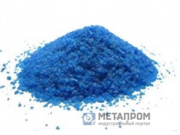 Медный купорос (медь сернокислая) ГОСТ 19347-99 в мешках по 25 кг