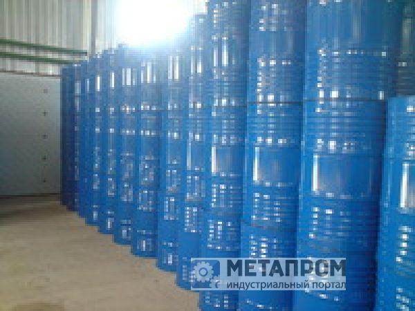 Стекло жидкое ГОСТ 13078-81 в бочках по 300 кг