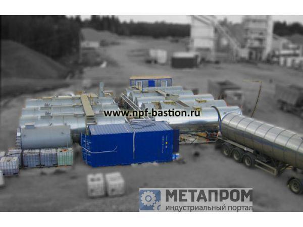 Эмульсионная установка (1 - 10+ тонн/час)