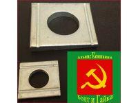 Шайбы косые ГОСТ 10906-78 цинковое покрытие (DIN 434)