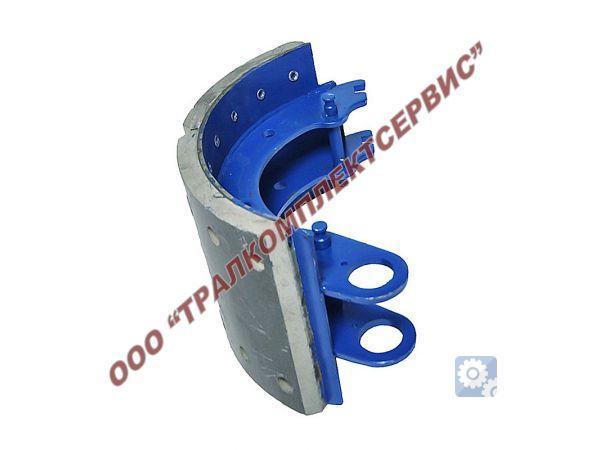 Тормозная колодка ЧМЗАП 99859-3502090