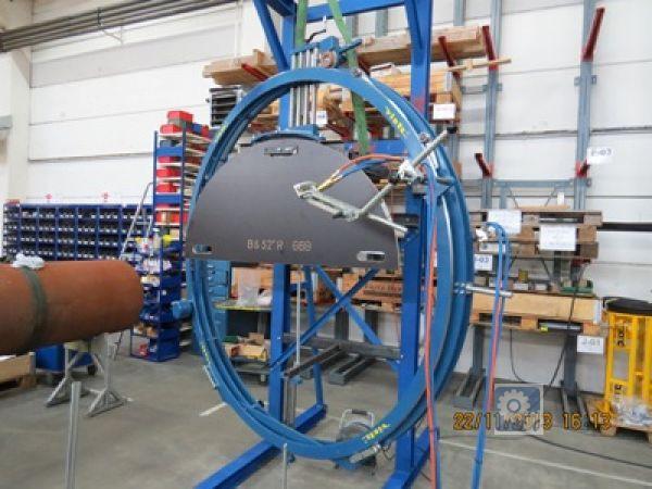 Устройство наклонного реза труб EV-RSG пр-во VIETZ (Германия)