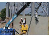 Строительство и продажа зданий из металлоконструкций