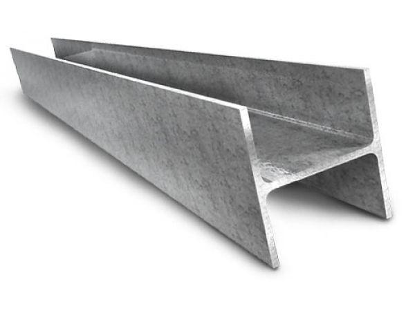 Балка двутавровая металлическая