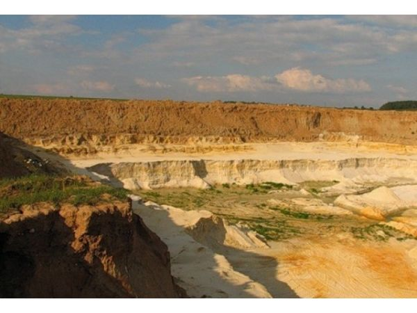 Песок природный, строительный, средний II класса