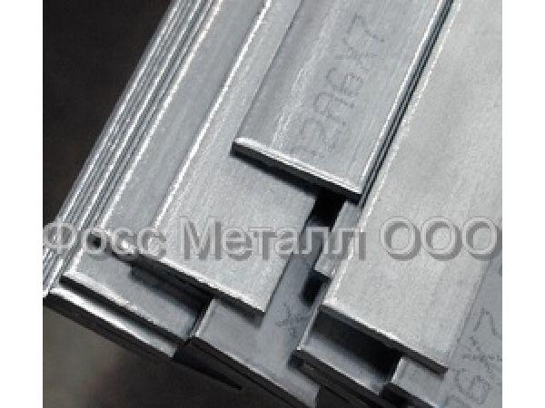 Полоса нержавеющая горячекатаная матовая EN 10058 AISI 316L- под заказ