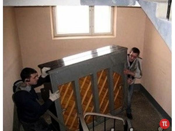 Утилизация пианино демонтаж