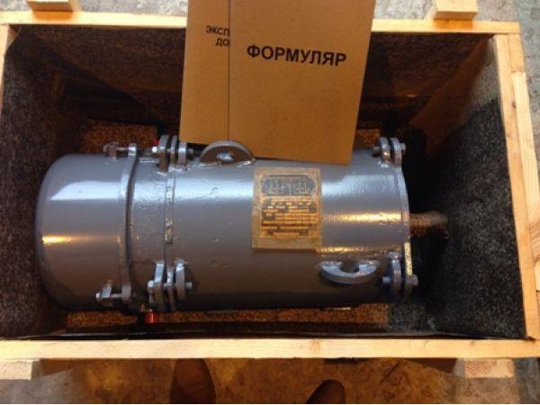 Электродвигатель МАП-421-4/12 с ТМТ-42