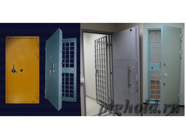 Входные бронированные двери