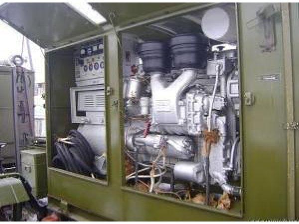 Электростанция (дизель-генератор) АД30-Т400