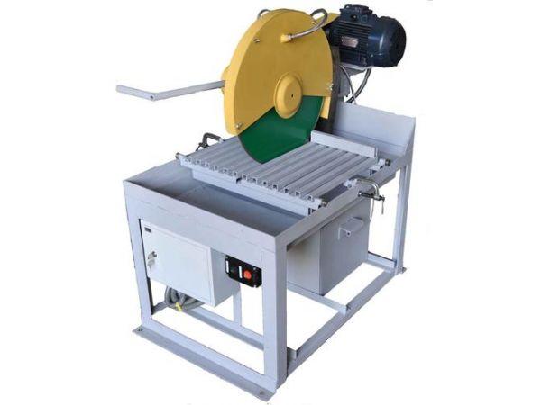 Камнерезный станок для резки камня, плитняка и кирпича КС-500