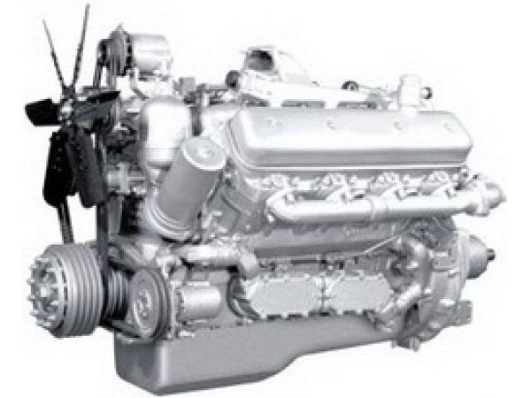Двигатель ЯМЗ 238 АК на ДОН-1500 от официального поставщика завода ЯМЗ