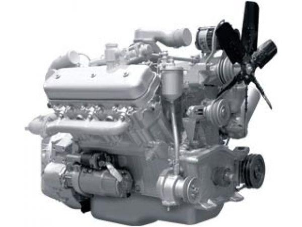 Двигатель ЯМЗ 236БК-3 на ACROS-530 от официального поставщи завода ЯМЗ