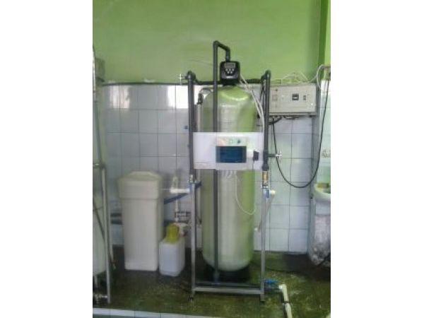 Натрий-катионитовый фильтр 3 - 50 м3/час Сокол