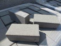 Вибропрессованная тротуарная плитка Брусчатка от производителя