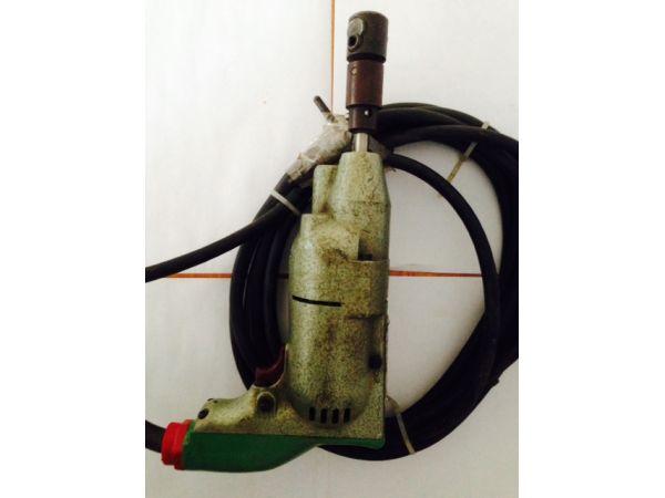 Электрическая резьбонарезная машина (Италия) 6MAF