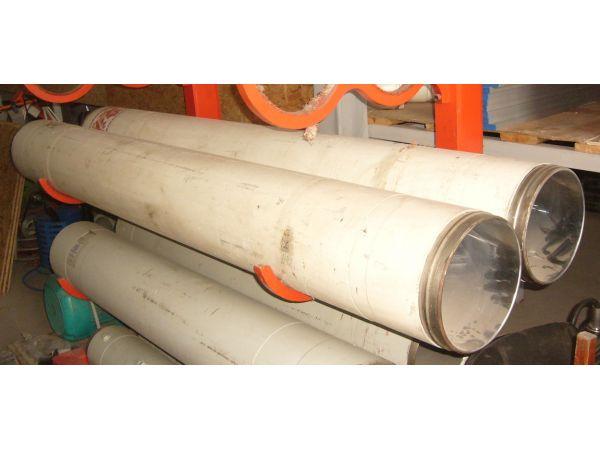 Цилиндр бетоноподающий бетононасоса Швинг