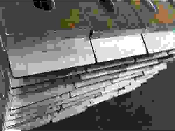 Прижимные Упорные планки П1У1. Накладки КР70. ГОСТ24741-81. Производим