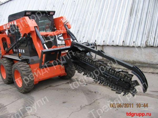 Навесное оборудование для ПУМ-500, МКСМ-800, BOBCAT, DOOSAN, Hyundai