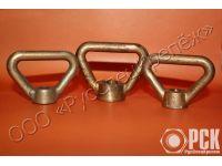 Гайка барашек закрытого типа по ОСТ 5.9306-79, латунь, бронза
