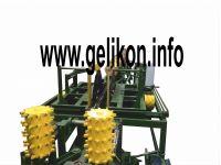 Станок брусующий СЛД-2П-1000M с кантователем бревна(32кВт)ЦЕНА 395000р