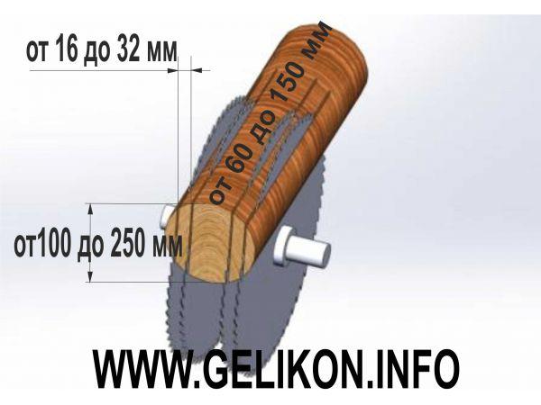 Станок брусующий четырехпил тонкомера регулятор скорости цена 294000р