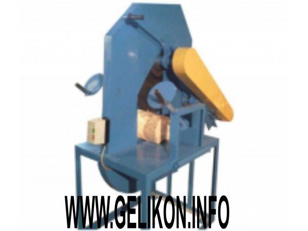 Торцовочный станок для оцилиндрованного бревна цена 62000 руб