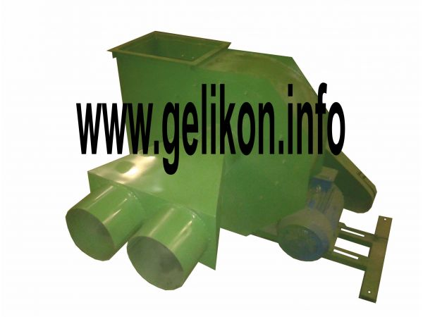 Пылевой вентилятор - № 6,3 для удаления опила (стружки) ЦЕНА 51000 руб