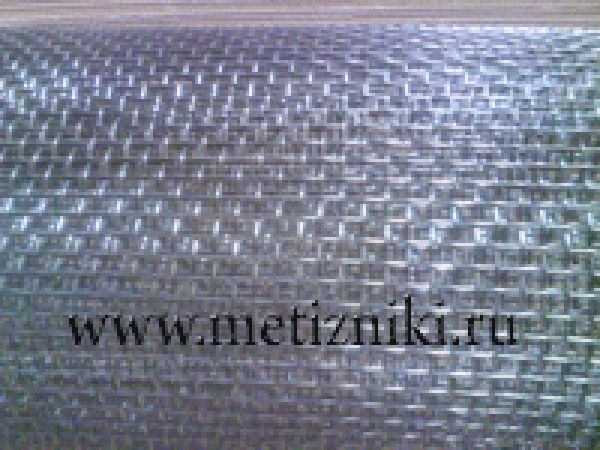 Сетка тканая стальная, нержавеющая, латунные, саржевые  и др. цветных металлов
