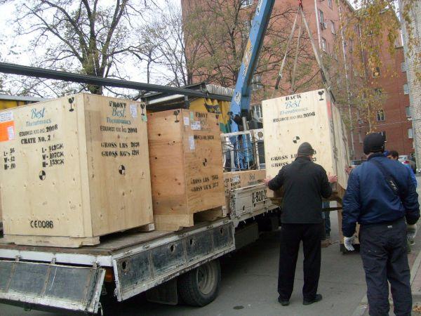Перевозка любого оборудования!