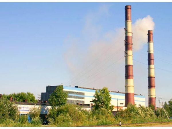 Система учёта природного газа на газорегуляторном пункте ТЭЦ