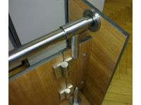 Система туалетных перегородок Hpl разделительных кабин санузлов