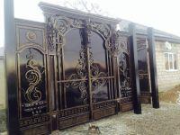 Кованые двери от производителя кузнечный цех Династия
