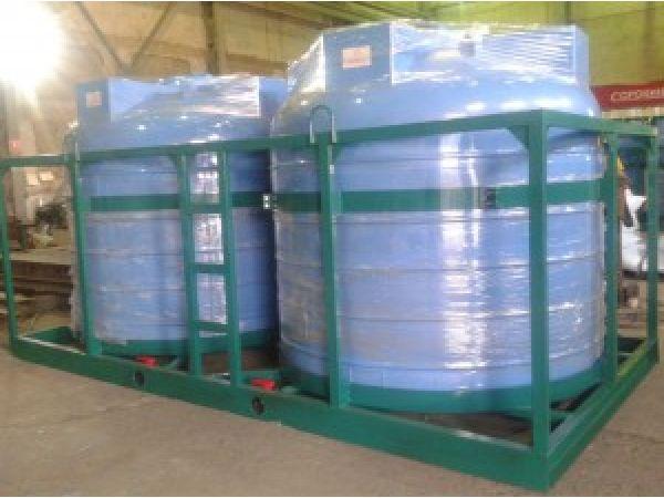 Емкости для перевозки, перекачки воды,агрохимии, жидких удобрений