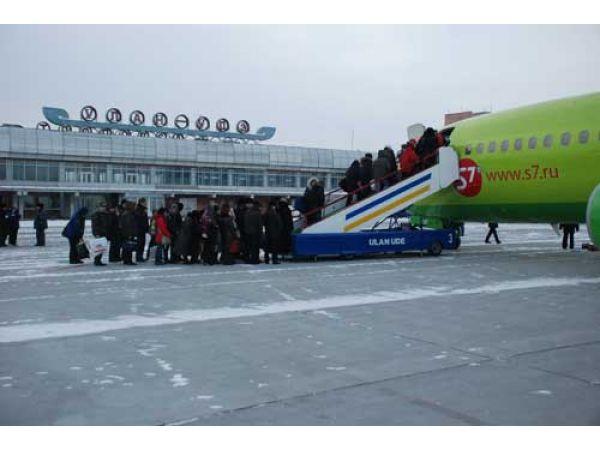 Авиа перевозки грузов в Улан-Удэ из Москвы за 1-2 дня