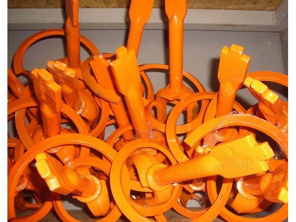 Спираль смесительная (улитка) штукатурной станции PFT, Rety