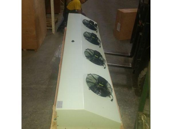 Воздухоохладитель потолочный (однопоточный)