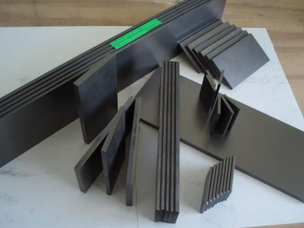 Лопатки графитовые для насосов и компрессоров