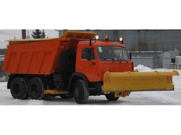 Комбинированная дорожная машина на базе КамАЗ-65115