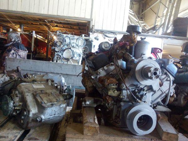 Двигатель, с хранения  ЗМЗ 73 для автобуса ПАЗ , автом ГАЗ 53, 66