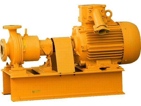 Герметичные насосы ЦГ (Агрегат ЦГ 65-40-200 - 11 кВт)