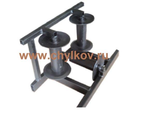 Ролик кабельный угловой РКУ 100-3