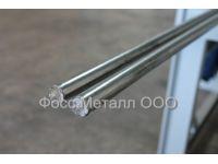 Прутки круглые нержавеющие h9 AISI 304  диаметр 5   6   8  10 мм