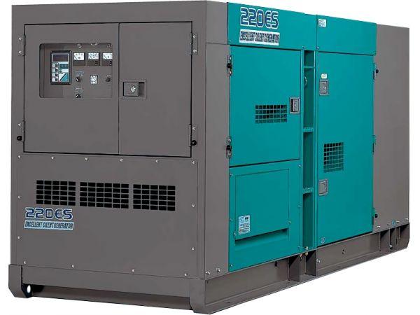 Аренда дизель-генератора Denyo 150 кВт в РентПром
